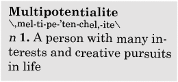 multipotentialite